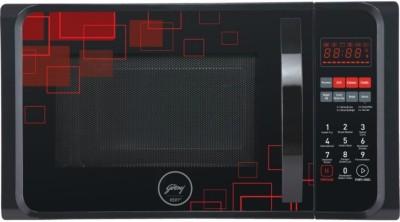 Godrej 23 L Convection Microwave Oven(GME723CF3, Black Matrix)