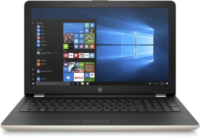 HP 15 series Core i5 7th Gen - (4 GB/1 TB HDD/Windows 10/2 GB Graphics) 15G-BR019TX Laptop(15.6 inch, SIlk Gold)