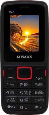 Mymax M40(Black & Red)