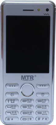 MTR Mt Champ(White & Silver)