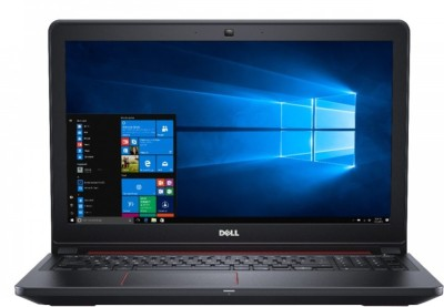 Dell Inspiron 15 5000 Core i5 7th Gen - (8 GB/1 TB HDD/128 GB SSD/Windows 10 Home/4 GB Graphics) 5577 Gaming Laptop(15.6 inch, Black, 2.56 kg)