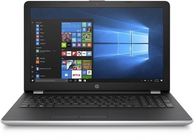 HP 15 Core i3 6th Gen - (4 GB/1 TB HDD/Windows 10/2 GB Graphics) 15-BS670TX Laptop(15.6 inch, SIlver)