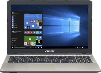 Asus Core i3 6th Gen - (4 GB/1 TB HDD/Windows 10 Home) X541UA-XO217T Laptop(15.6 inch, Black, 2 kg)