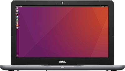 Dell Inspiron 15 5000 Core i5 7th Gen - (8 GB/1 TB HDD/Linux) 5567 Laptop(15.6 inch, Fog Grey, 2.36 kg)