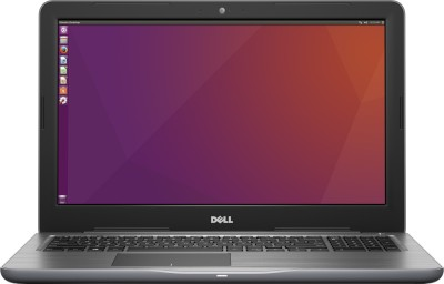Dell Inspiron 15 5000 Core i5 7th Gen - (8 GB/1 TB HDD/Linux) 5567 Laptop(15.6 inch, Matt Grey, 2.36 kg)