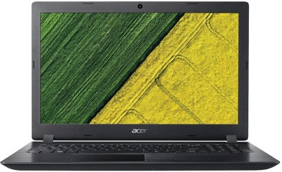 Acer Aspire 3 Core i3 7th Gen - (4 GB/1 TB HDD/Windows 10 Home) A315-51 Laptop(15.6 inch, Black, 2.1 kg)