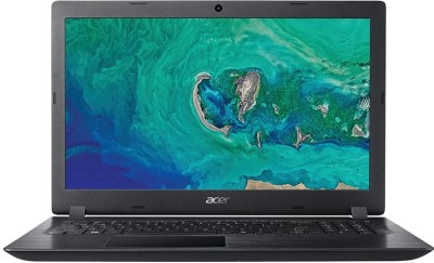 Acer Aspire 3 Pentium Quad Core - (4 GB/1 TB HDD/Linux) A315-32 Laptop(15.6 inch, Black, 2.1 kg)