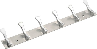 DOYOURS 6 - Pronged Hook Rail(Steel Pack of 1)
