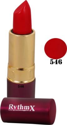 Rythmx Purple Lipstick 46(4 g, Shade - 546)