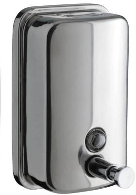 Panchvati Enterprise Set of One Liquid 1000 ml Conditioner, Lotion, Shampoo, Soap Dispenser(Silver)