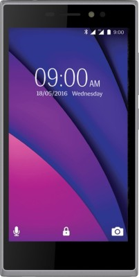 Lava X38 (2GB) (Dark Grey, 8 GB)(2 GB RAM)