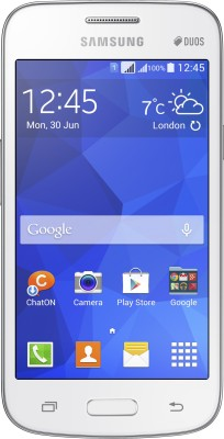 Samsung Galaxy Star Advance (White, 4 GB)(512 MB RAM)