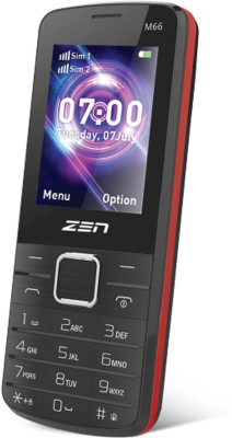 Zen M66(Black, Red)