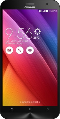 Asus Zenfone 2 ZE551ML (Black, 64 GB)(4 GB RAM)