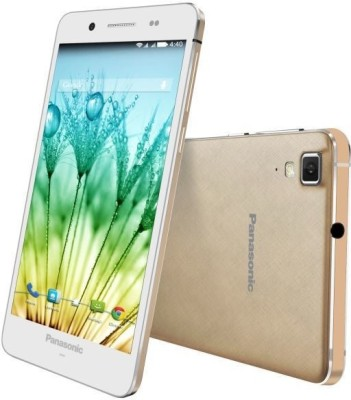 Panasonic Eluga Z (Gold, 16 GB)(2 GB RAM)
