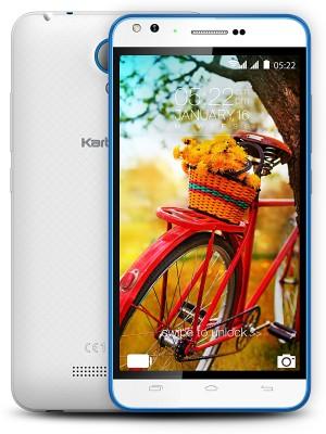 Karbonn Titanium MachFive (White & Blue, 16 GB)(2 GB RAM)