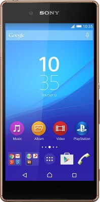 Sony Xperia Z3+ (Copper, 32 GB)(3 GB RAM)