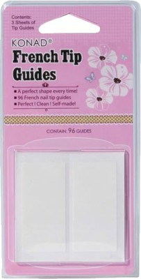 Konad French Manicure Tip Guide