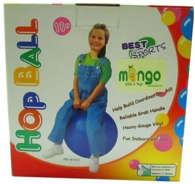 Mango Toys Hopper Ball(Multicolor)