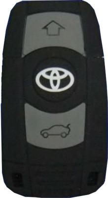 Microware Car Key20 64 GB Pen Drive(Multicolor)