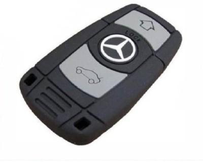 Microware Car Key16 64 GB Pen Drive(Multicolor)