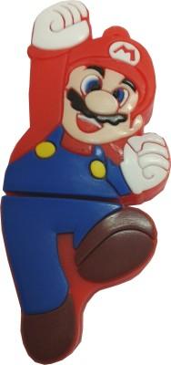 Microware Nintendo Mario Shape 16 GB Pen Drive