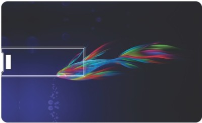 Printland Credit Card Signs PC80348 8 GB Pen Drive(Multicolor)