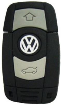 Microware Car Key4 64 GB Pen Drive(Multicolor)