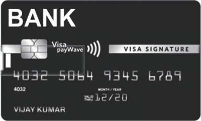 Printland Credit card Shape Pendrive PC85926 8 GB Pen Drive(Multicolor)