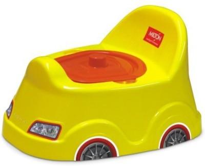 Milton Lid Potty Seat(Purple, Yellow)