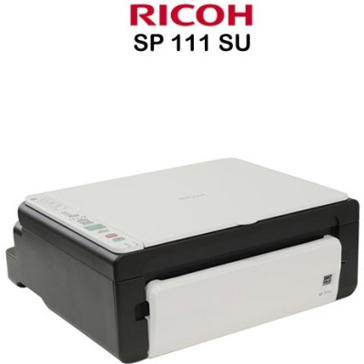 Ricoh SP111SU Multi-function Printer(Black, White, Toner Cartridge)