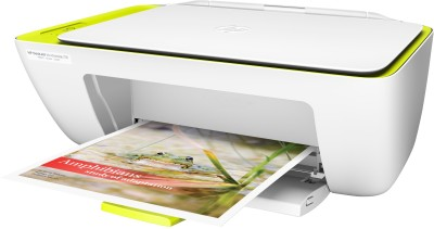 HP DeskJet Ink Advantage 2135 All-in-One Printer(White, Ink Cartridge)