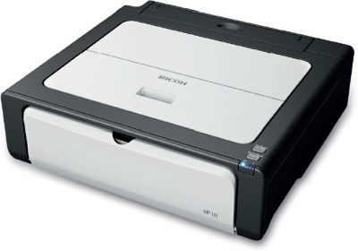 Ricoh SP 111 Single Function Printer(Black, White, Toner Cartridge)
