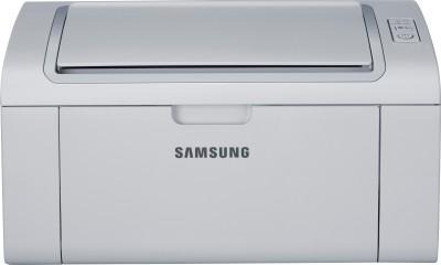 Samsung - ML 2161 Monochrome Laser Printer(Grey, Toner Cartridge)