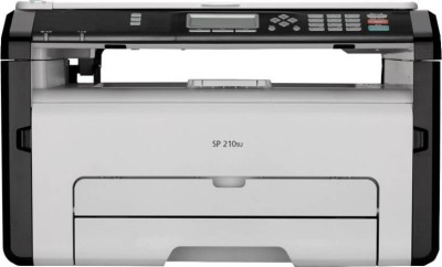 Ricoh SP 210SU Multi-function Printer(Black, White, Toner Cartridge)