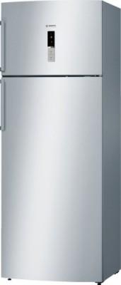 Bosch 507 L Frost Free Double Door Refrigerator(Silver Inox, KDN56XI30I)