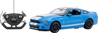 Rastar R/C 1:14 Ford Shelby Gt500(Blue)