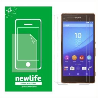 New Life Original Hd Clear X 2 (XZ3) Screen Guard for Sony Xperia Z3 Plus E6563