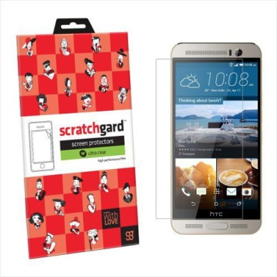 Scratchgard Screen Guard for HTC One M9+ Supreme Camera