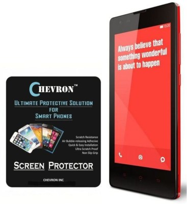 Chevron Tempered Glass Guard for Xiaomi Redmi 1S