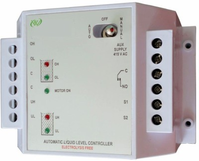 Walnut Innovations Water Level Controller For Three Ph. Pump sets  Wired Sensor Security System