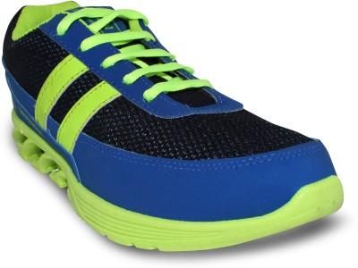 Flyhtorse Fido Runner Canvas Shoes(Blue, Green, Navy)