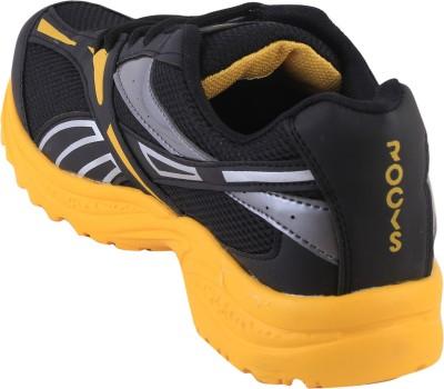 Abon Running Shoes, Walking Shoes(Yellow)