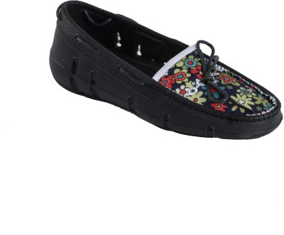 Spice Ladies Loafers For Women(Black)