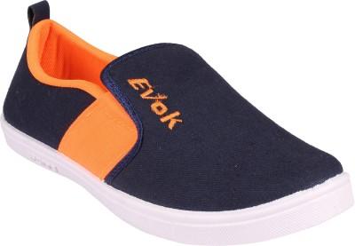 Tempo Casuals, Loafers(Orange)