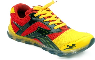 NAMO Walking Shoes, Walking Shoes(Red, Yellow)