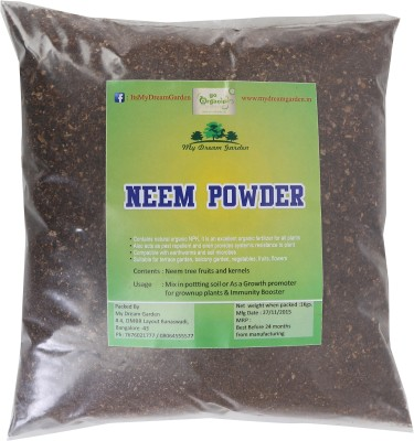 My Dream Garden MDG09 Soil Manure(2 kg Powder)