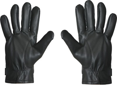 Fitness Rehan's Driving Gloves (L, Black)