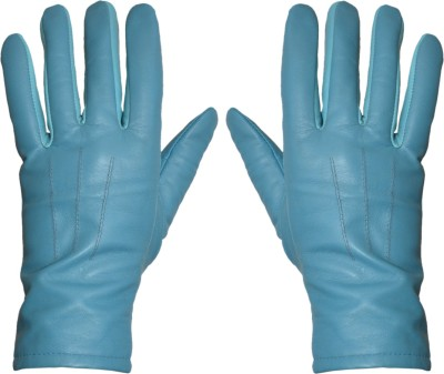 Fitness Rehan's Driving Gloves (L, Blue)