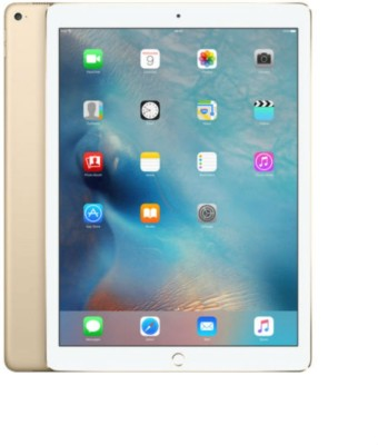 Apple iPad Pro 32 GB 12.9 inch with Wi-Fi Only(Gold)